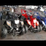 Coolster 110cc ATV's