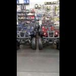 QCS 150cc ATV's